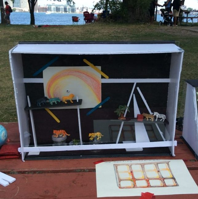 The Cabinet Project launch at Figment Festival July 23