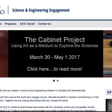 The Cabinet project featured by SEE