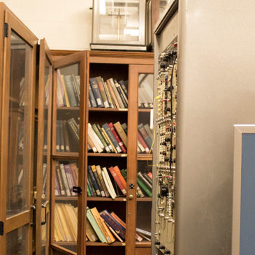 a visit to the subbasement of U of T